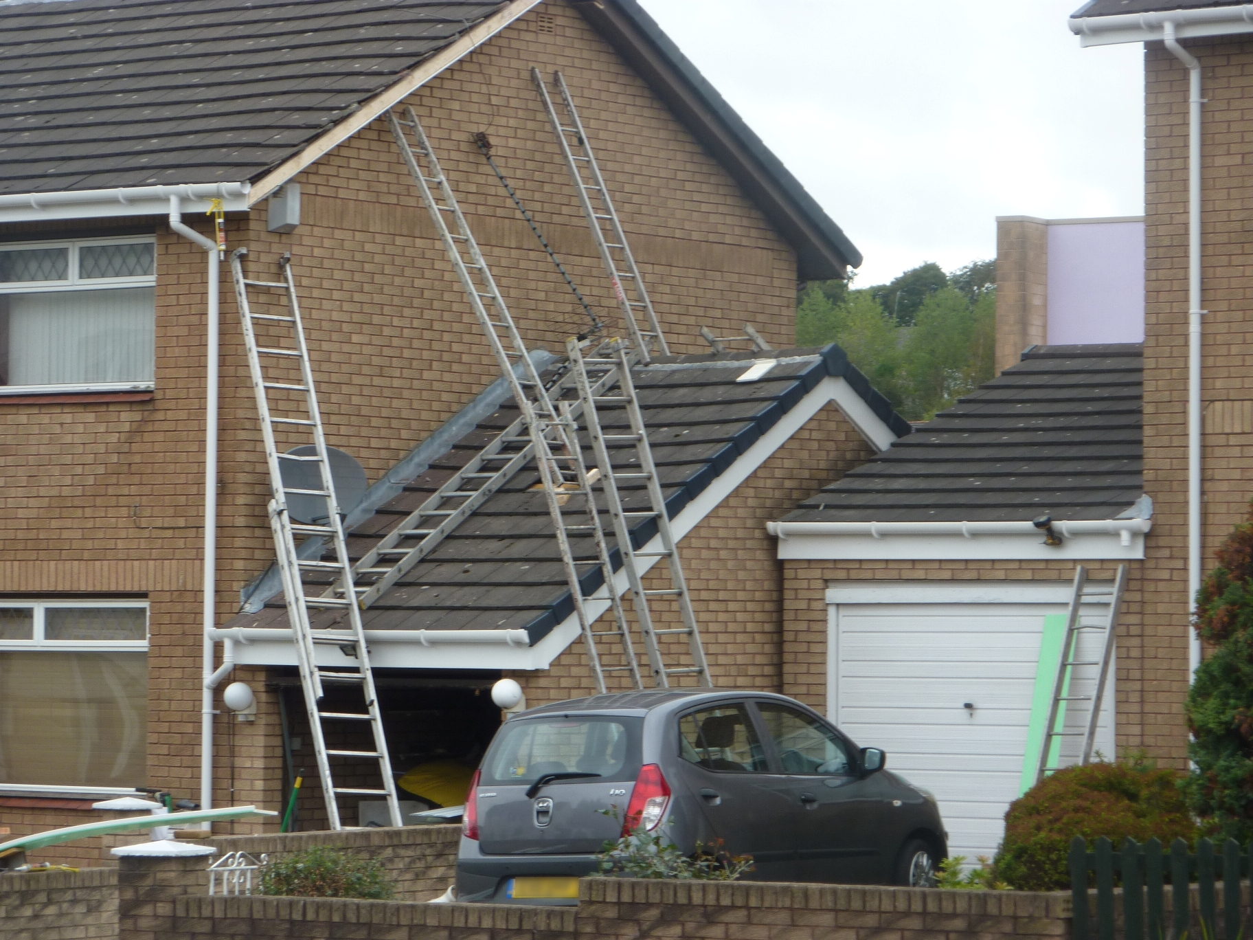 More than 1 100 construction sites fail safety checks for Home building websites
