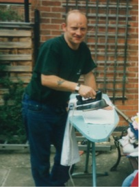 Photo shows Jonathan Newham who was killed in the forklift truck incident