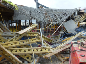 Watford Stadium Collapse